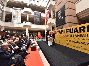 40. Yapı Fuarı - Turkeybuild İstanbul Kapılarını Açtı