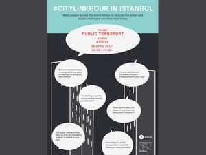 #CityLinkIstanbul - Toplu Taşıma