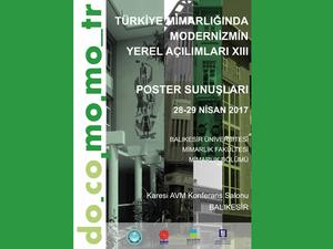 Türkiye Mimarlığında Modernizmin Yerel Açılımları XIII