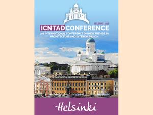 """""""3. Uluslararası Mimarlık ve İç Mekan Tasarımında Yeni Akımlar"""" Konferansı"""