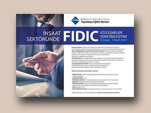 FIDIC Sözleşmeleri Yönetimi Eğitimi