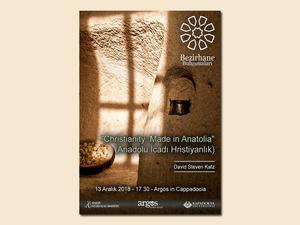 Bezirhane Buluşmaları: Anadolu İcadı Hristiyanlık