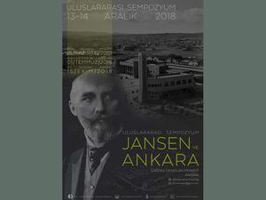 Uluslararası 'Jansen ve Ankara' Sempozyumu