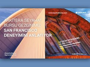 Arkitera Seyahat Bursu 2018 Ankara Sunumu