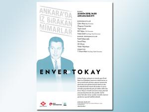 Ankara'da İz Bırakan Mimarlar: Enver Tokay
