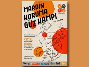 Mardin 2018 - Koruma Güz Kampı