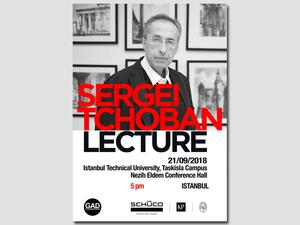 Sergei Tchoban Lecture