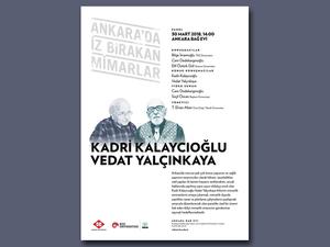 Panel: Kadri Kalaycıoğlu & Vedat Yalçınkaya