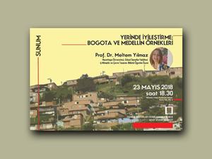 Yerinde İyileştirme: Bogota ve Medellin Örnekleri