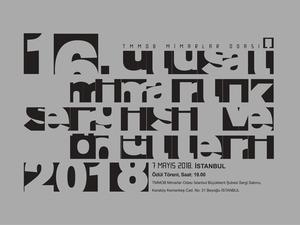 16. Ulusal Mimarlık Ödülleri Sergisi - İstanbul