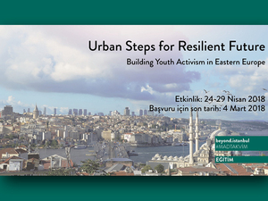 Urban Steps for Resilient Future