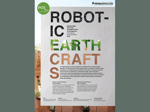 Robotic Earth Crafts