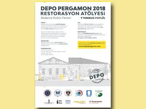 Depo Pergamon 2018 Restorasyon Atölyesi