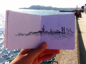İstanbul Eskiz Turları - Istanbul Sketching Tour