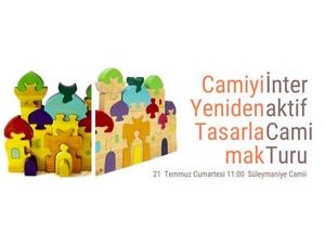 Camiyi Yeniden Tasarlamak: Süleymaniye Camii Turu
