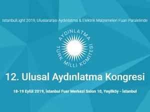 12. Ulusal Aydınlatma Kongresi