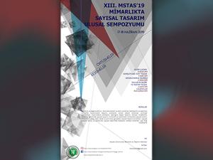 XIII. Mimarlıkta Sayısal Tasarım Ulusal Sempozyumu