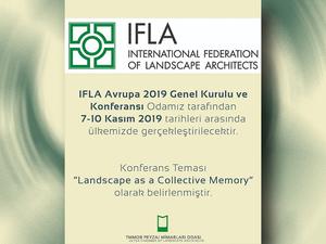 IFLA Avrupa 2019 Genel Kurulu ve Konferansı