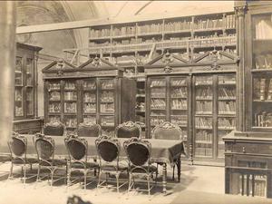 Kütüphane Mimarisi: Tarihi ve Çağdaş Perspektifler