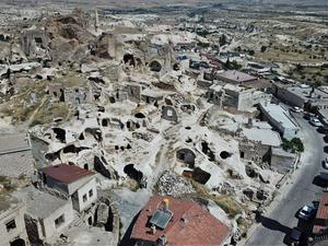 """Kapadokya'da Uluslararası """"Koruma ve Mimarlık"""" Buluşması"""