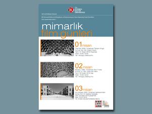 İstanbul Kültür Üniversitesi - Mimarlık Film Günleri