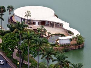Oscar Niemeyer de Dünya Miras Listesi'ne Adını Yazdırdı