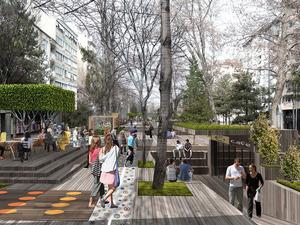 Eskişehir'de Kamusal Bir Proje: Hamamyolu Urban Deck