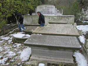 Mimar Balyan Ailesinin Anıt Mezarı Tamamlandı