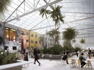 Almanya'da Kentsel Tasarım Denemeleri: Komün Yaşam Alanı
