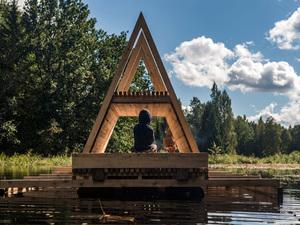 Milli Parkta Alternatif Bir Gezinti Aracı