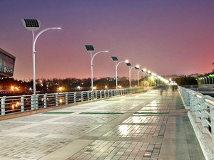 Yayaların Adımlarıyla Çalışan Akıllı Sokak Lambaları