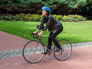 Katlanabilir Kağıt Bisiklet Kaskı
