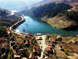 Isparta'da Bir Köy Baraj Suyu Altında Kaldı
