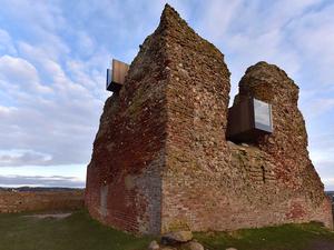Ortaçağ Mirası Kaleye Gözlem Merdiveni