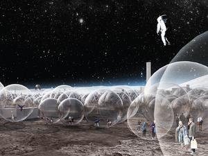 Ay'da Yaşam İçin Dokuz Vizyon