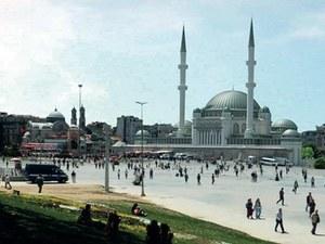 Taksim Camisi'nin İnşaatı Yarın Başlıyor