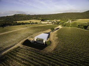 Şarap Bağı Değil Adeta Sanat ve Mimarlık Müzesi