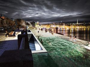 Stockholm'de Sonsuzluk Havuzu