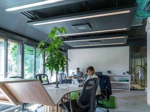 """Carlo Ratti'nin Tasarladığı """"Office 3.0""""da Klima Savaşına Yer Yok"""