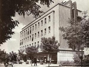 Cumhuriyet Döneminin Simge Yapılarından Biri Olan İller Bankası Binası Yıkıldı