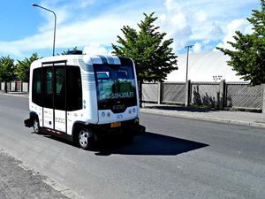 Elektrikli ve Sürücüsüz Otobüs: RoboBus