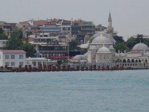 Şemsi Paşa Camii'nin Kazıkları Tartışmalara Konu Oldu