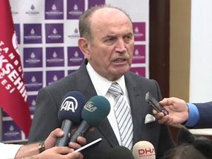 Kadir Topbaş, Üsküdar Şemsi Paşa Camii Hakkında Açıklama Yaptı