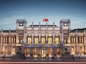 Royal Academy of Arts, Mimarlık Merkezi Kuruyor