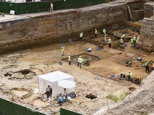 Beşiktaş'taki Metro İnşaatı Sırasında Neolitik Kalıntılar Bulundu