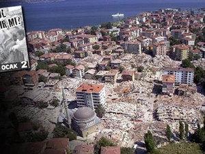 İstanbul'daki Deprem Toplanma Alanları Halktan Gizleniyor
