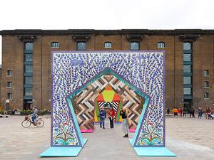 Türk Seramikleri Londra Tasarım Festivali'nde...