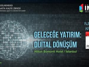 """Çuhadaroğlu Metal """"8. Uluslararası İnşaatta Kalite Zirvesi""""ne Sponsor Oldu"""