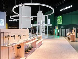 Grundig, IFA Fuarı'nda Yenilikçi ve Akıllı Teknolojileriyle Geleceğin Evini Sergiledi