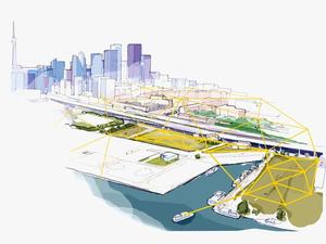 Google Verileri ile İnşa Edilen Mahalle